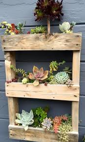 best 25 wood pallet planters ideas on pinterest pallet garden