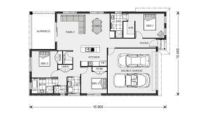 Cal Poly Baker Floor Plan by Nova 170 By G J Gardner Homes In Hamptons Or Beach Facade