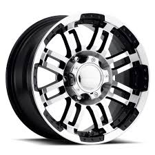 100 Rims Truck Vision HD Trailer 375 Warrior Wheels 375 Warrior On Sale