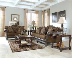 Traditional Dark Brown Norcastle Sofa Table by Norcastle Sofa Console Table From Ashley T519 4 Coleman Furniture