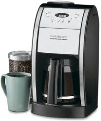 amazon com cuisinart dgb 550bk 12 cup automatic coffeemaker grind
