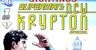 Chris Is On Infinite Earths Superman New Krypton Special 1 2008