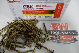 Grk 10 Cabinet Screws by R4 10
