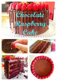 Insane Chocolate Raspberry Cake TodaysMama
