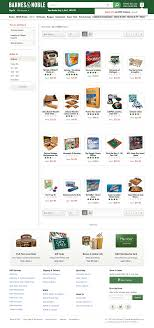 Barnes & Noble s Homepage & Categories Usability Score 1194