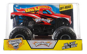 Amazon.com: Hot Wheels Monster Jam 1:24 Scale Destroyer Vehicle ... Destroyer Groth Brothers Monster Trucks Wiki Fandom Powered By Tonka Diecast Truck Toy At Mighty Ape Nz The Google 110 Redcat Dukono Rc Electric 24ghz Red Zandatoys For Windows 2001 Mobygames My Favotite Mark Traffic Hot Wheels Grave Digger Jam Color Shifters Edition 30th Thoughts On Vaterra Ascender With Mt Tires Clodtalk Nets Blue Amazoncouk Toys Games Die Carsimg This Is What Happens To Monster Truck Rejects Wii 2007