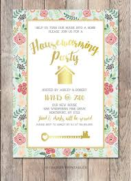 Housewarming Party Invitation Our New House By TrendyPrintables