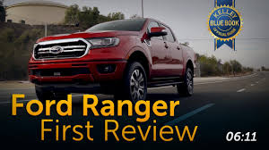 100 Kelley Blue Book Commercial Trucks 2019 Ford Ranger First Review