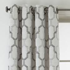 Jcpenney Short Bedroom Curtains by Studio Casey Jacquard Grommet Top Curtain Panel Jcpenney
