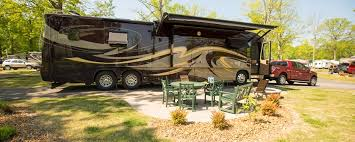 RV Sites With Style