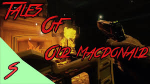 macdonald siege the tales of macdonald rainbow six siege gameplay w spencer