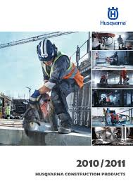 Husqvarna Tile Saw Ts 90 by Hcp Complete Range Catalogue By Husqvarna Construction Products