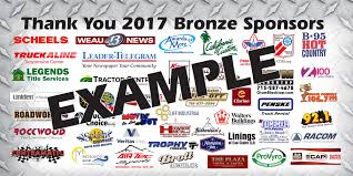 Bronze-Sponsor-Banner-4×8 | Eau Claire Big Rig Truck Show 2012 Winners Eau Claire Big Rig Truck Show 2013 Youtube 2015 Light Parade 2016 Hlights Platinumsponsorbanner48 Movin Out The Tasure Hunt Fun With Rigs Truck Show Moves To Chippewa Falls 18th Annual Richard Crane Memorial And Light Parade Maxresdefaultjpg 19181083 Pickup Pinterest