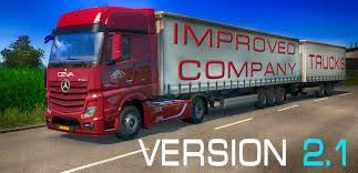 Improved Company Trucks V2.1 1.32.x | ETS2 Mods | Euro Truck ... Truck Driving Jobs For Veterans Get Hired Today For 1960 Intertional Harvester Range Page 3 Pacific Region Every Job Best Image Kusaboshicom The All New 2019 Chevrolet Silverado Local Driver Billings Mt Dts Inc When Your Job Is 90 Stress Quires You To Sit All Day Sleep Do You Have The Right Size Class B Cdl Traing Commercial School Future Of Trucking Uberatg Medium
