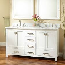 Antique Bathroom Vanity Double Sink by White Double Sink Vanity Signature Hardware