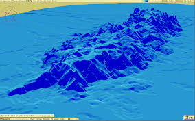 Seafloor Spreading Animation Gif by Google Ocean Marine Data For Google Maps Google Earth
