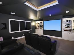 Soundproof Drop Ceiling Home Depot by Home Theater Fabric Wall Covering Good Color Schemes To Use For