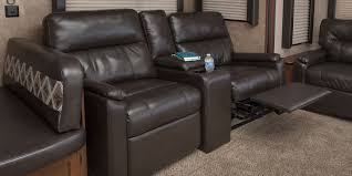 Rv Jackknife Sofa With Seat Belts by Jay Flight Travel Trailers By Jayco Jayco Inc