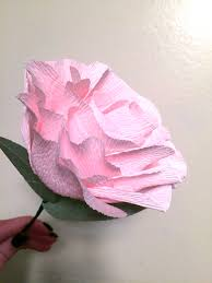 Real Bride Lucinda Paper Flowers Are Better And Cheaper