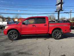 Used Nissan Pickup Trucks 4x4s For Sale Nearby In WV, PA, And MD ...