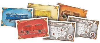 Amazon.com: Days Of Wonder Ticket To Ride: Various: Toys & Games