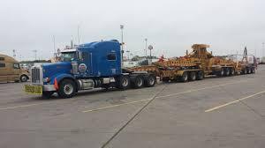 ATS, Peterbilt 567 Heavy Haul W/Trailking Trailer To Haul Wind ...