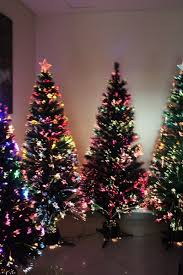 Tabletop Fibre Optic Christmas Tree by Small Fibre Optic Christmas Tree Christmas Lights Decoration