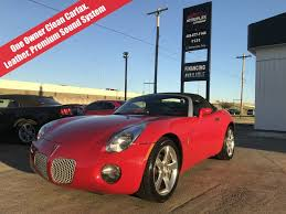 100 Lubbock Craigslist Cars And Trucks By Owner Pontiac Solstice For Sale In Dallas TX 75250 Autotrader