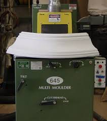 m645 multi moulder mikron woodworking machinery inc