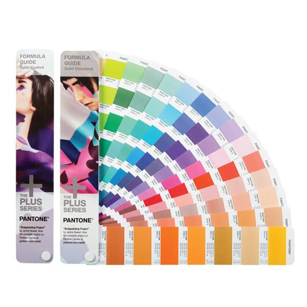 Pantone GP1601N Formula Guide Coated Uncoated