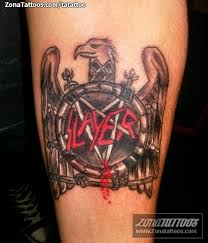 Slayer Tattoos Tattoos And Flash Slayer