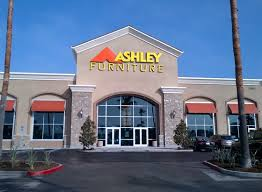 Ashley Furniture Front Facade
