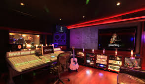 Luxury Hotels Offer Musicians Professional Studios With Hi Tech
