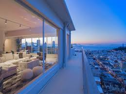 100 Penthouses San Francisco S Most Expensive Condo Listing Is A Nob Hill Penthouse