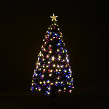Fiber Optic Led Christmas Tree 7ft by Holiday Time Pre Lit 3 U0027 White Birch Stick Artificial Christmas