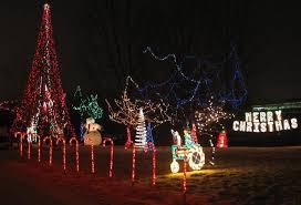 Flagpole Christmas Tree by Plymouth Lights Original Mega Tree