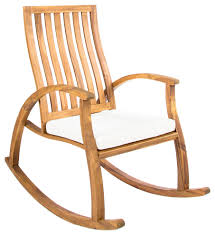 GDF Studio Caleb Outdoor Acacia Wood Rocking Chair, Natural Stained/Cream White Wooden Rocking Chair On Front Porch Adirondack Chairs Aust American Rocking Chairs Caspar Outdoor Acacia Wood Chair Amazoncom Giantex Natural Fir Patio Wicker Armed Garden Lounge Ftstool Rattan Rocker Wooden Belham Living Richmond Heavyduty Allweather Does Not Apply 200sbfrta Balcony 62 Outsunny Porch Aosom Rakutencom Tortuga Jakarta Teak Gumtree Perth