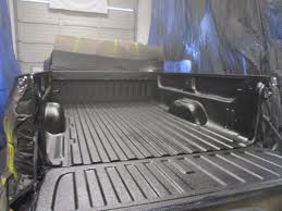 Spray-in Truck Bed Liner