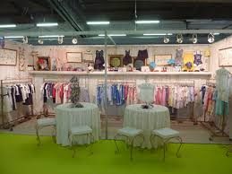 Rachel Riley Wholesale Clothing Trade Shows Market DisplaysBooth