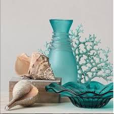 Aqua Teal Home Decor