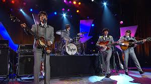 Rockin Around The Christmas Tree Chords Beatles by The Fab Four Tribute Wikipedia