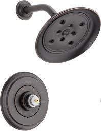 Delta Cassidy Bathroom Faucet by Delta T14297 Lhp Cassidy 14 Series Shower Trim Without Handle