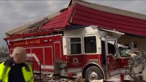 100 North Texas Truck Fire Truck Crashes Into Dairy Queen In North Abc13com