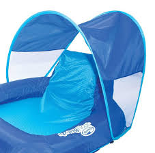 Kelsyus Canopy Chair Recall by Swimways Spring Float Recliner With Canopy Walmart Com