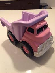 100 Pink Dump Truck Find More Like New Green Toys For Sale At Up To 90 Off