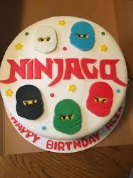 ninjago birthday cake kuchen geburtstag geburtstagstorte