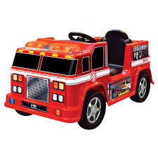 Kid Motorz Two Seater Fire Engine Battery Powered Riding Toy - Red ... The Instep Fire Truck Pedal Car Product Review Large Wooden Ladder Toy Amishmade Amishtoyboxcom We Love The 2015 Hess And Rescue Rave 53 Firetruck Toddler Bed Warehousemoldcom Cartoon About Fire Engine Police Car An Ambulance Cartoons Amazoncom Kid Motorz Engine 2 Seater Toys Games Light N Sound Mickey Activity Red 050815 164 Scale Mini Cars Alloy Eeering Two Battery Powered Riding Kids Channel Youtube Diecast Vehicle Model Ambulance Set