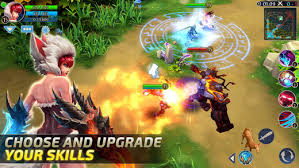 Heroes of Order & Chaos Multiplayer line Game on the App Store