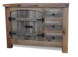 We Can Make Rustic Bathroom Vanities In A Variety Of Wood Types And Styles Use Reclaimed Barn Fence Hickory Cedar