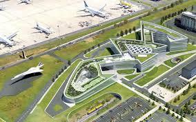 roissy un nouveau siège social pour le groupe aéroport de